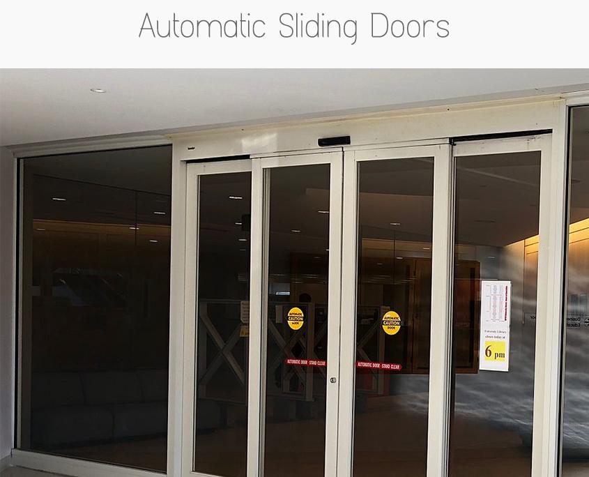 automaticslidingdoors