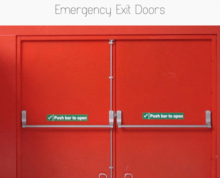 emergencyexitdoors
