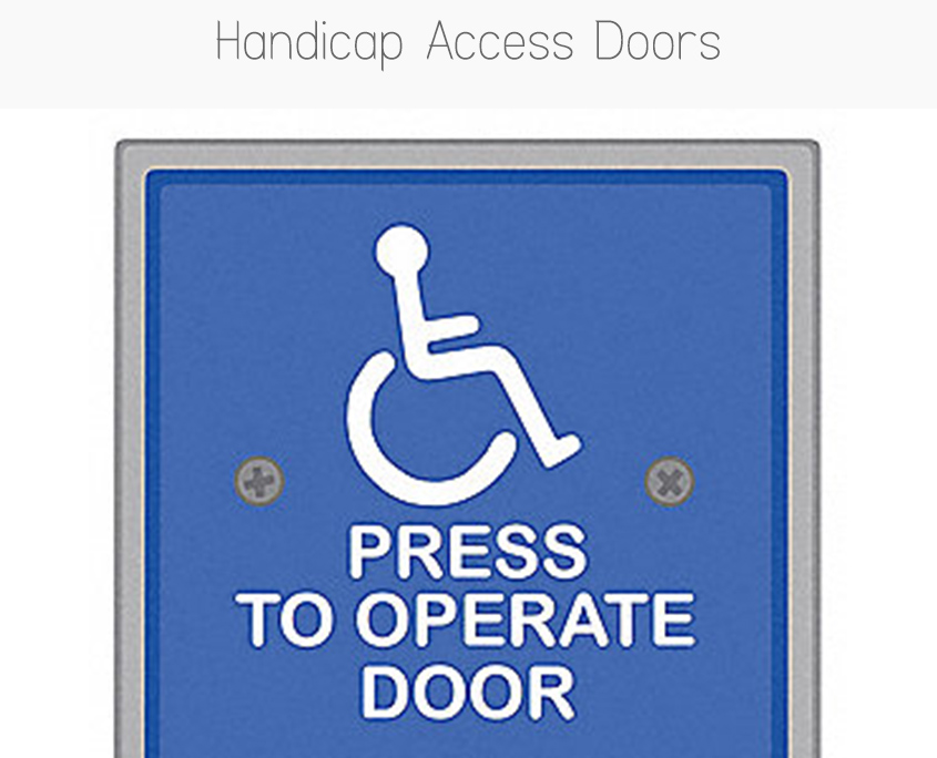 handicapaccessdoors