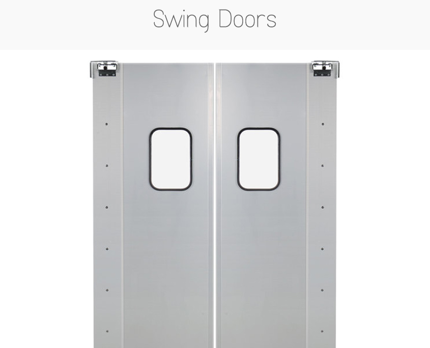 swingdoors